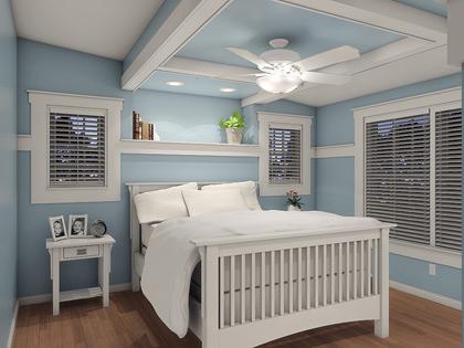 Suite-Escape-Bed-View